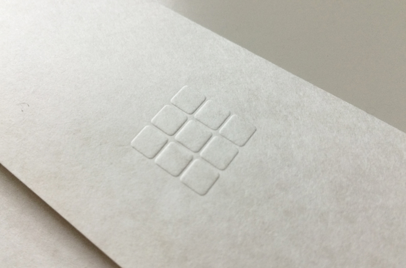 税理士事務所様の封筒をデザイン・制作しました