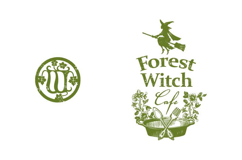 オーガニックカフェのロゴをデザイン・制作しました